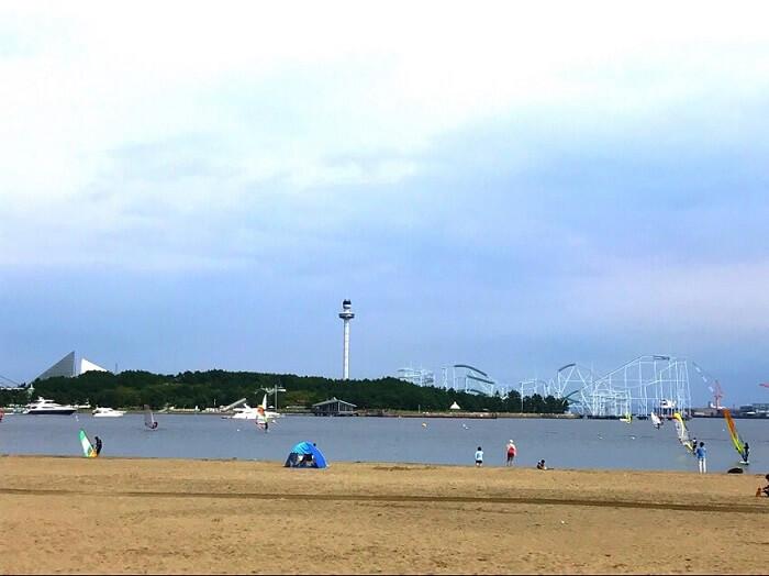 横浜シーサイド海の公園マラソン